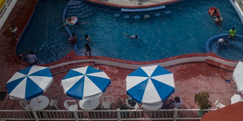 Hotel Rossy Zihuatanejo Pool
