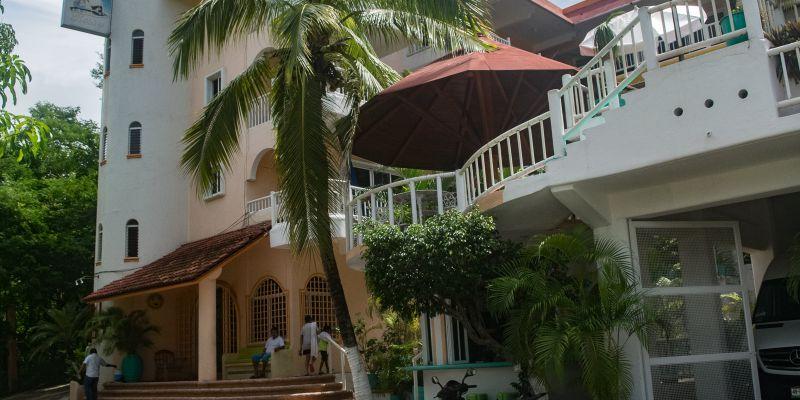 Hotel Rossy Zihuatanejo Playa La Ropa